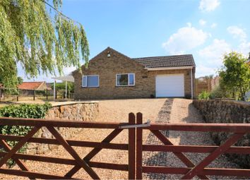 Thumbnail 3 bed detached bungalow for sale in Back Road, Pentney, King's Lynn
