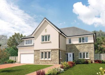 "Thumbnail 5 bed detached house for sale in ""The Ramsay"" at Milngavie Road, Bearsden, Glasgow"