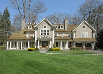 Thumbnail 6 bed property for sale in 53 Hillside Road, Greenwich, Ct, 06830