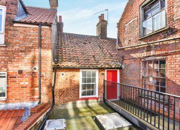 Thumbnail 1 bedroom flat for sale in Norwich Street, Fakenham