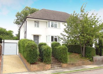 Thumbnail 3 bed semi-detached house to rent in East Hill, Wembley