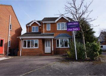 Thumbnail 5 bed detached house for sale in Cherry Grove, Rotherham