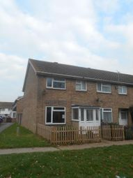 Thumbnail 3 bed end terrace house to rent in 5 Giles Close, Yapton, West Sussex