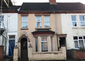 Thumbnail 3 bed terraced house for sale in Vaughan Street, Coalville, Leicestershire