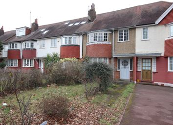 Thumbnail 3 bed terraced house for sale in Park Avenue, Enfield