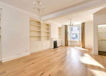 Thumbnail 4 bed terraced house to rent in Burnthwaite Road, London