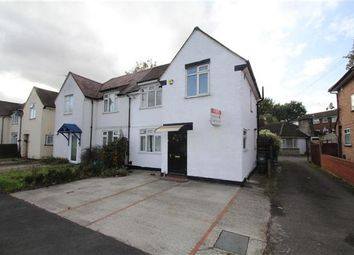 Thumbnail 3 bed semi-detached house to rent in Harlington Road East, Feltham