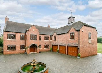 Thumbnail 7 bed detached house for sale in Blackwell Road, Barnt Green, Worcestershire