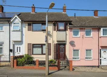 Thumbnail 3 bedroom terraced house for sale in Mount Road, Haverhill