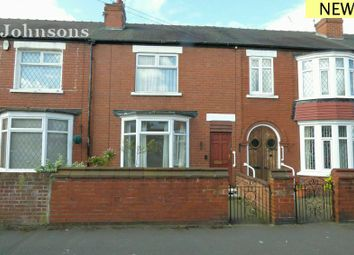 Thumbnail 2 bed terraced house for sale in Washington Grove, Bentley, Doncaster.