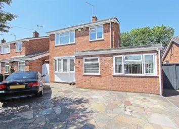 Thumbnail 3 bed detached house for sale in Ainsdale Drive, Werrington, Peterborough