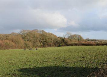 Thumbnail Land for sale in Jeffreyston, Kilgetty