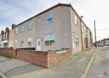 Thumbnail 2 bedroom end terrace house to rent in John Street, Clay Cross, Chesterfield, Derbyshire