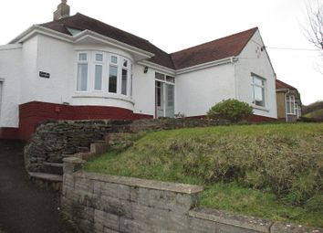 Thumbnail 3 bed detached bungalow to rent in Brynheulog, Cwmavon, Port Talbot, Neath Port Talbot.