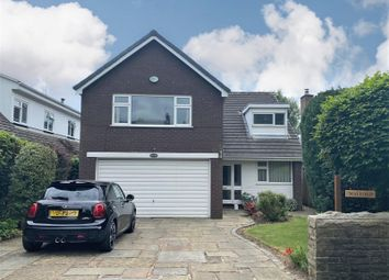 Thumbnail 4 bed detached house for sale in Wilmslow Park North, Wilmslow