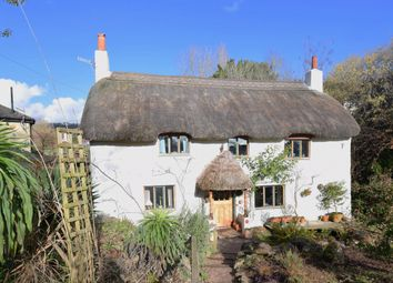 Thumbnail 3 bed cottage for sale in Coombe Lane, Teignmouth