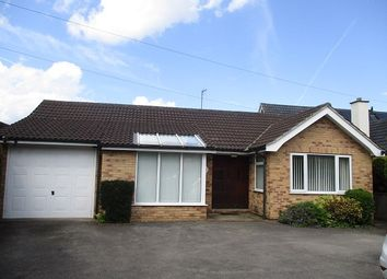 Thumbnail 2 bed bungalow to rent in Barratt Lane, Attenborough