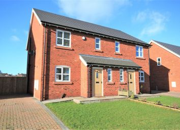 Thumbnail 3 bedroom semi-detached house for sale in The Pastures, Tilstock, Whitchurch