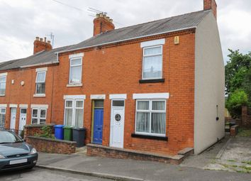 Thumbnail 2 bed end terrace house for sale in Central Street, Hasland, Chesterfield