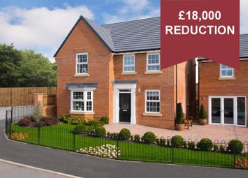 "Thumbnail 4 bedroom detached house for sale in ""Holden"" at Green Lane, Barnard Castle"