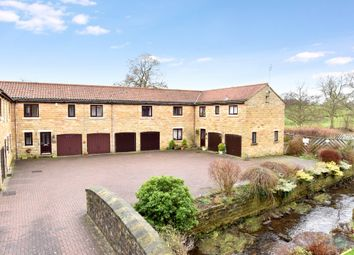 Thumbnail 4 bed mews house for sale in Low Mill Court, Shaw Mills, Harrogate