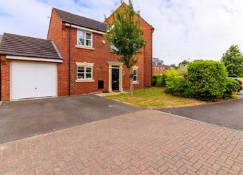 Thumbnail 3 bed semi-detached house for sale in Salisbury Close, Crewe