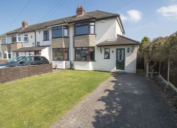 Thumbnail 2 bed end terrace house for sale in Tennyson Close, Keynsham, Bristol
