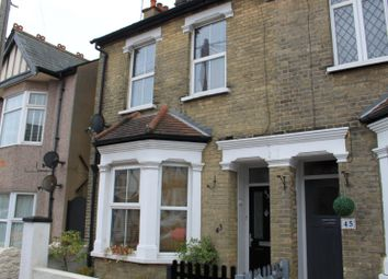 Thumbnail 3 bed end terrace house to rent in Chinchilla Road, Southend-On-Sea