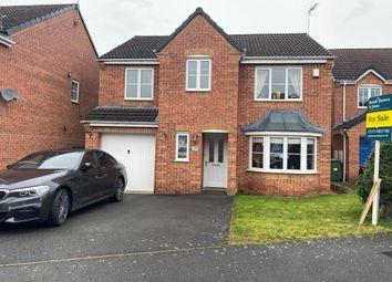 Sapphire Drive, Denby, Ripley DE5. 5 bed detached house for sale