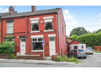 Thumbnail 3 bed end terrace house for sale in Bury Road, Bolton