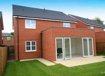 Thumbnail 4 bed detached house for sale in Finchale Road, Framwellgate Moor