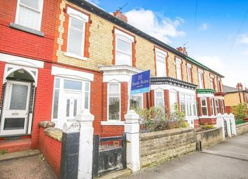 Thumbnail 3 bed terraced house to rent in Southwood Road, Great Moor, Stockport