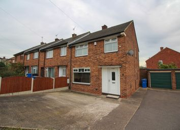 Thumbnail 3 bedroom semi-detached house for sale in Cavan Drive, Chaddesden, Derby