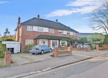 Thumbnail 3 bed semi-detached house for sale in Brook Road, Loughton, Essex