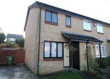 Thumbnail 2 bed end terrace house to rent in Pannier Place, Downs Barn, Milton Keynes