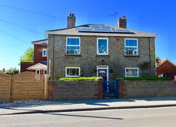 Thumbnail 2 bedroom flat to rent in Mizpah Cottages, Bridge Road, Lowestoft