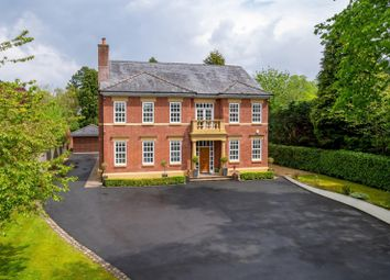 Thumbnail 6 bed detached house for sale in Rappax Road, Hale, Altrincham