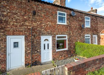 Thumbnail 2 bedroom terraced house for sale in Victoria Terrace, North Duffield, Selby