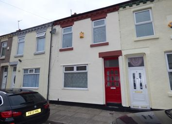 Thumbnail 2 bed terraced house to rent in Lyon Road, Liverpool