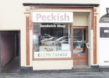 Thumbnail Retail premises for sale in 6A Bradwell Road, Sandbach