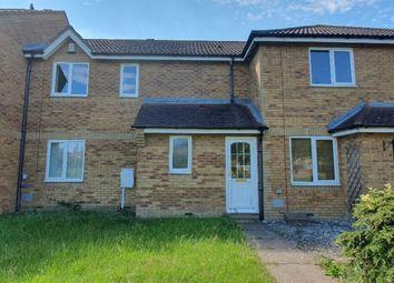 Thumbnail 3 bed terraced house to rent in Wymondham, Milton Keynes