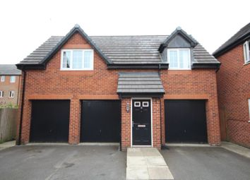 Thumbnail 2 bed flat for sale in Newbold Hall Gardens, Rochdale