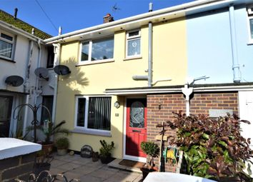 Thumbnail 3 bed terraced house for sale in Clifford Close, Shaldon, Devon