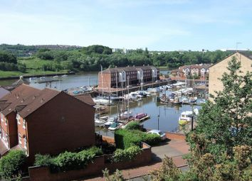 Thumbnail 2 bed flat for sale in Chandlers Quay, Newcastle Upon Tyne