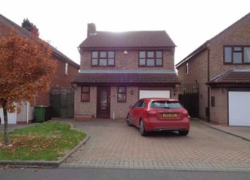 Thumbnail 3 bed detached house for sale in Poundley Close, Castle Bromwich, Birmingham