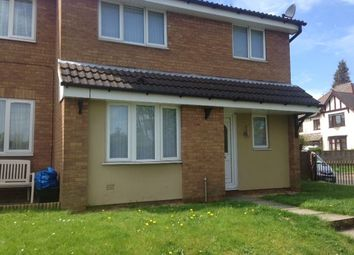 Thumbnail 2 bed terraced house to rent in Evergreen Close, Coseley, Bilston