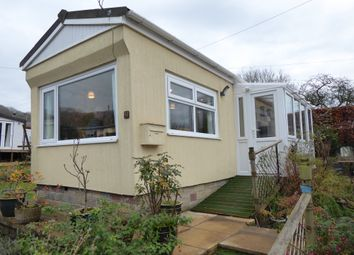 Thumbnail 1 bed mobile/park home for sale in Homestead Park, Wookey Hole, Wells, Somerset