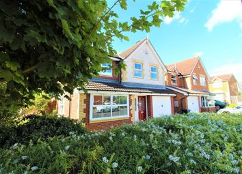 Thumbnail 4 bed detached house for sale in Cutts Field View, Royston, Barnsley, South Yorkshire