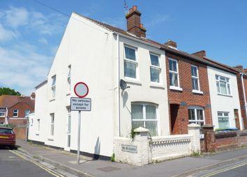 Thumbnail 3 bed end terrace house for sale in Gordon Road, Fareham