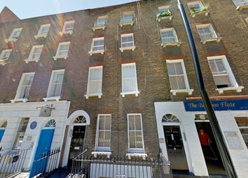 Thumbnail Studio to rent in 143 Cleveland Street, Fitzrovia, London